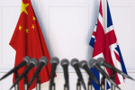Just like America - UK on collision course with China