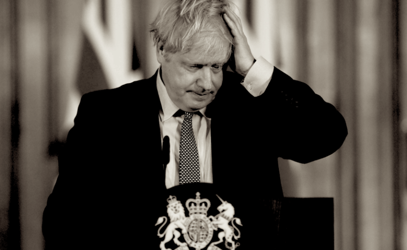 "The Spectator - ""Boris Johnson Isn't Fit To Lead"""