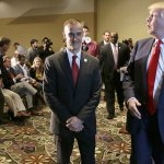 Corey Lewandowski FIRED: Escorted Out of Trump Tower, Out of Trump Campaign