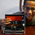 'CLOCK BOY' AHMED TO INTERN FOR TWITTER