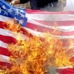 VIDEO: American Flag Burnt By 'Trans Power' Activists in San Francisco