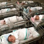 Minority babies outnumber whites among US infants