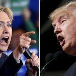 Clinton's lead over Trump shrinks dramatically