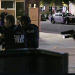 GRAPHIC VIDEO: Dallas Police Gunned Down in Street By Snipers at Black Lives Matter protest