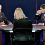 Paul Nehlen Mocks Paul Ryan's Water-Gulping VP Debate Performance Against Biden: 'Ryan Is Thirsty for Amnesty'