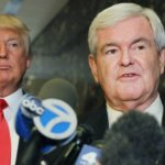 CAUGHT ON TAPE: NEWT TRASH TALKED TRUMP