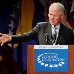 LYNCH SHIELDS CLINTON FOUNDATION: Won't Emails for 27 Months