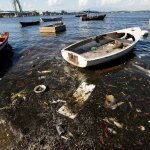 FILTH: Olympic Kayaker Possibly Capsized by Couch in Rio de Janeiro
