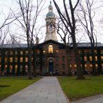 Princeton scrubs 'men' from campus