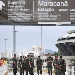 """Explosion Rocks Rio's Main Olympic Stadium After """"Controlled Blast"""""""