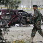 At Least Two People Injured in Bombing Near U.S. Embassy in Kabul