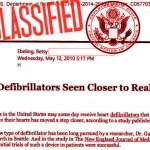 WikiLeaks Medical Shock: Hillary Emailed Details Of New Implantable Heart Defibrillator