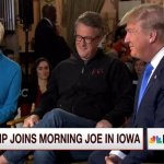 Trump threatens to 'tell the real story' about Morning Joe 'clowns'