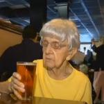 102-year-old woman credits beer for her long life