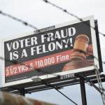 Most Republicans see voter fraud as 'major' problem