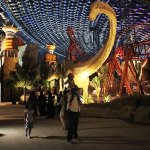 Dubai just opened the world's largest indoor theme park — here's what it's like inside