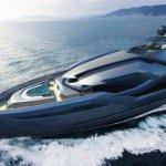 PHOTOS: New $667 MILLION Superyacht