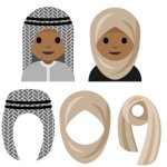 While Gun Emojis are being banned, Campaign for hijab emoji launched by Saudi teen seeking 'tolerance & diversity'