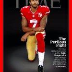 TIME Magazine Puts Backup Quarterback Colin Kaepernick on the Cover