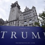 Donald Trump's Luxury Hotel Opens In Washington DC Ahead Of Presidential Elections