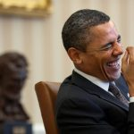 Obama Thanks Himself for Growing Economy