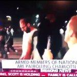 VIDEO: Charlotte Rioters threaten Fox News reporter on live TV