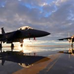 Air Force investing $12B in F-15s