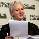 WikiLeaks chief warns Hillary a threat to 1st Amendment