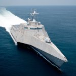 US Navy's Half Billion Dollar Warship Suffers Two Engine Failures in First Days