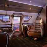 PHOTOS: There's now a $75 million private jet for your inner Texas oil tycoon