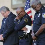 Dallas police chief retires in wake of cop massacre
