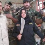 "Housewife beheads ISIS fighters ""I cooked their heads & burned their bodies"""
