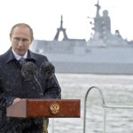 Moscow media says Putin ready to 'seize the Atlantic'