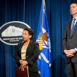 Report: James Comey Went Against Loretta Lynch on Sending Letter to Congress
