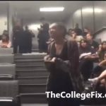 VIDEO: UCLA Students Shout Down Mother Whose Son Was Killed by Illegal Alien