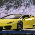Lamborghini expands Huracan range with rear-wheel-drive convertible