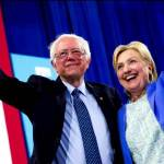 (Video) FEEL THE BERN: Sanders holds rally for Hillary, Student introducer goes way off script & trashes Clinton