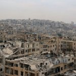 Syrian troops capture east Aleppo neighborhood from rebels