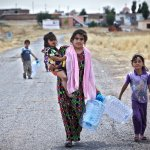650,000 residents of Mosul lose water access after pipeline hit in Iraqi fight to take back city from Islamic State