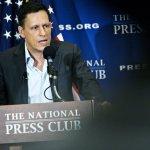 Peter Thiel: Trump Brings 'New American Politics' Before It Is Too Late