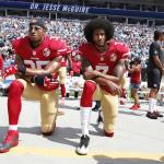 Kaepernick Won't Stand For the Anthem, Didn't Even Vote