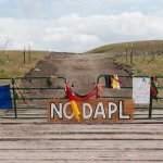 People at the front lines of the battle over the Dakota Access Pipeline are calling it a 'death sentence'