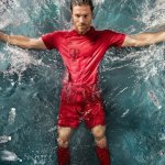 Adidas' new performance sportswear is made from plastic recovered from the ocean