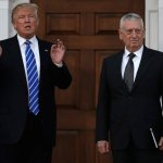 There are a bunch of signs pointing to General James 'Mad Dog' Mattis as the next Defense Secretary