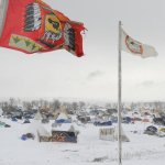 More than 2,000 veterans expected to form human shield at North Dakota pipeline protest