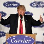 POLL: The Carrier deal has proven to be a big win for Trump