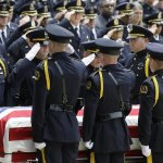 135 Police Officers Killed in the Line of Duty in 2016
