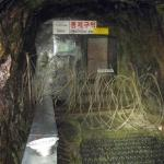 Inside the North Korean tunnels designed to move 30,000 troops beneath its border with South Korea