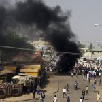 2 girl suicide bombers about 7 and 8 years old die in blasts near market in Nigeria