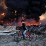 This is hell on earth: Inside Mosul's heart of darkness